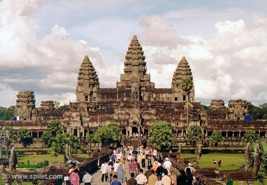 انگکور وات؛ یکی ازعجایب جهانی معماری و اسرار آمیزترین معبدهای سنگی جهان