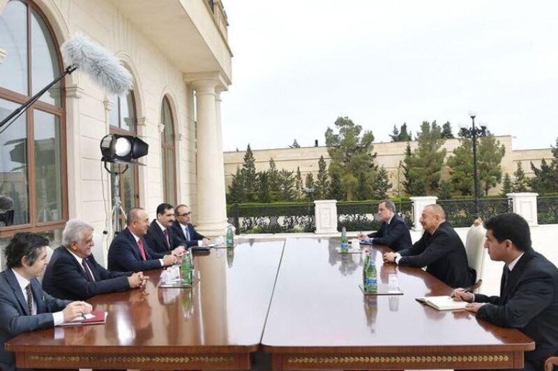 آنکارا: آماده کمک به باکو در همه زمینه ها هستیم