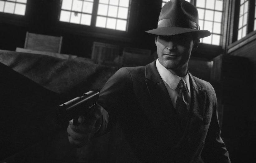 در آپدیت جدید Mafia: Definitive Edition حالت نوآر به بازی اضافه شد